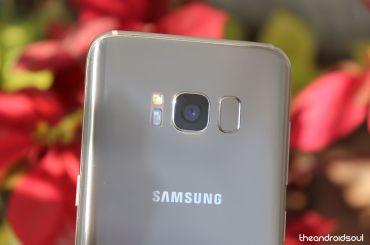 Samsung Galaxy S8 Smartphone