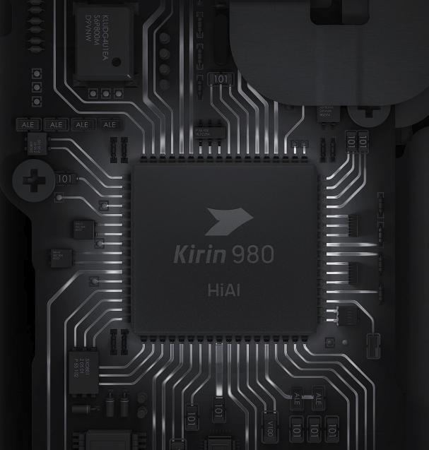 Huawei Mate 20 processor