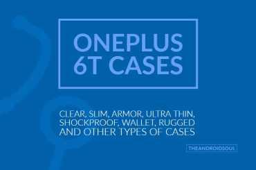 OnePlus 6T cases
