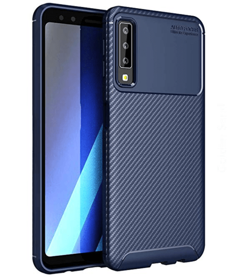 Samsung Galaxy A7 Carbon fiber case