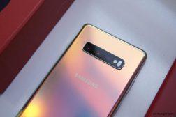 Samsung Galaxy S10+ Prism Silver (10)