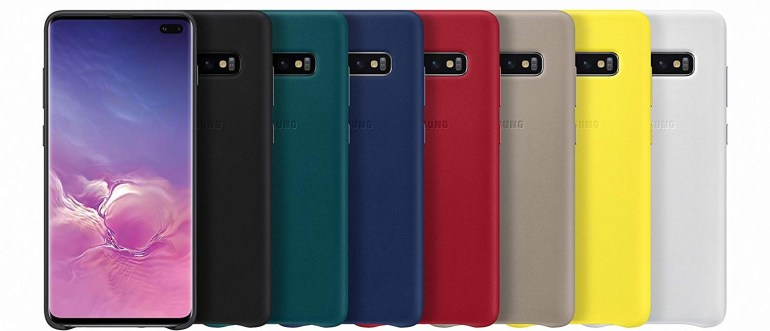 Samsung-Leather-Cover-S10
