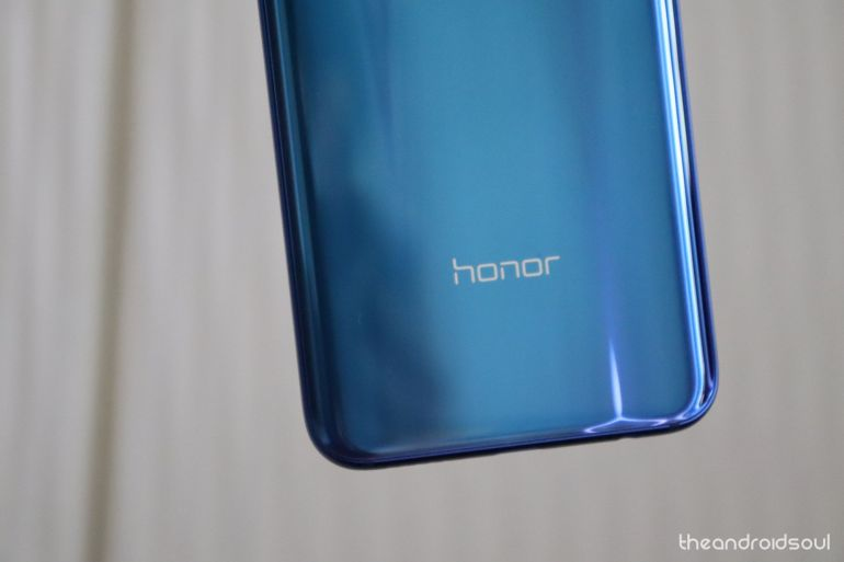 Honor Android 10 update