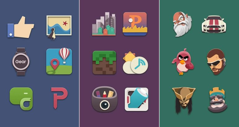 17 Best Premium Icon Packs For Your Android Device