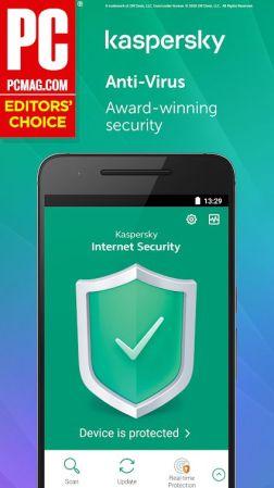Kapersky Anti-theft app 1