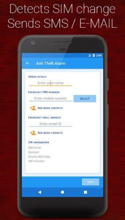 anti theft alarm 3