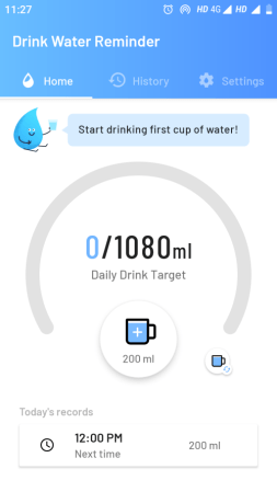 Best apps that keep you Hydrated 02