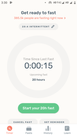 Intermittent fasting apps 04