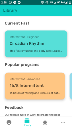 Intermittent fasting apps 29