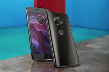 Moto X4 smartphone