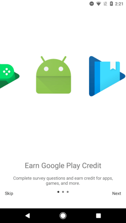 Google Opinion Rewards - 3