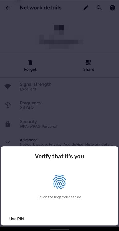 wifi şifresi öğrenme