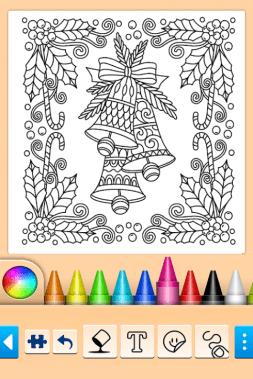 Christmas Coloring-2
