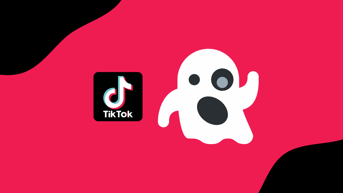 How To Get Ghost Filter On Tiktok