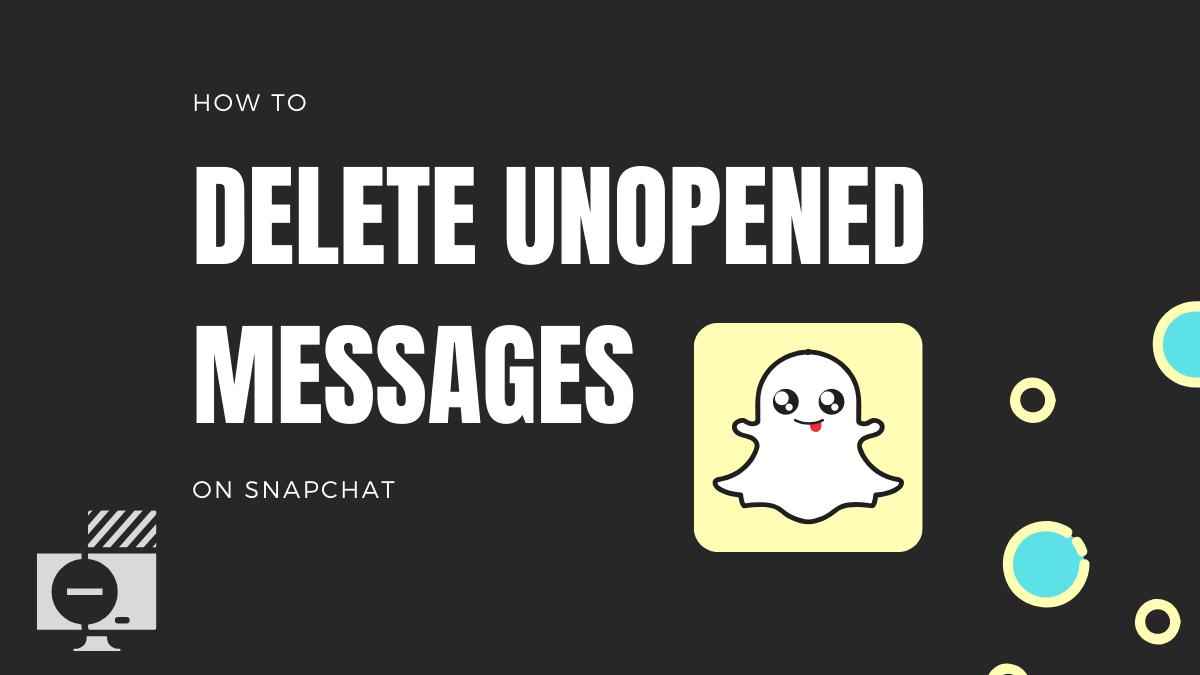 delete unopened messages