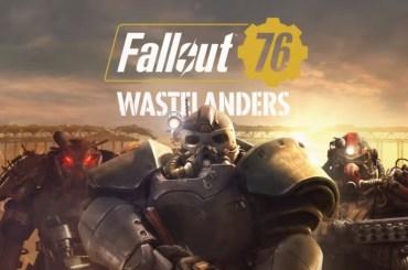 Fallout 76 Cross Platform