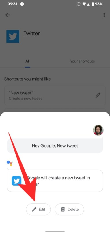 How to use Google Assistant Shortcuts-2-b