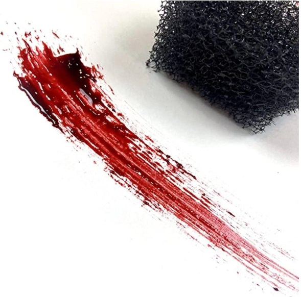 Among Us Halloween Fake Blood