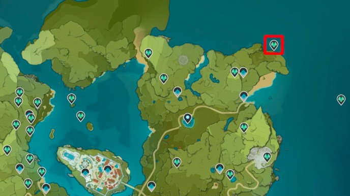 Anemoculous Locations Genshin Impact 33