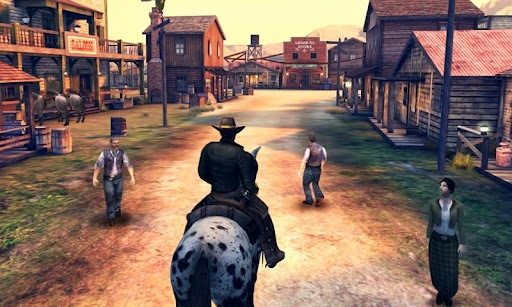 35 Best Android HD Games 2013 2014 Six Guns for Android
