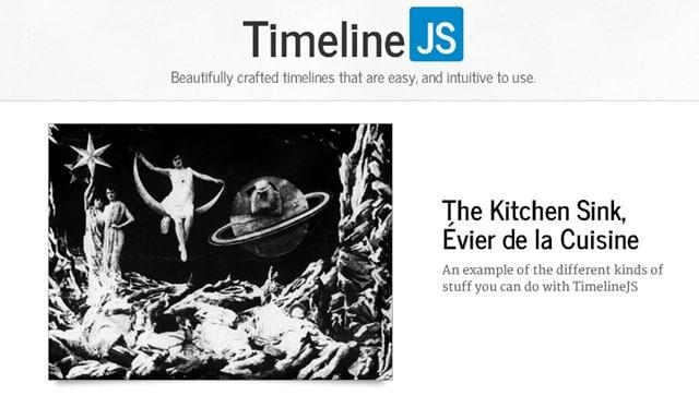 TimelineJS