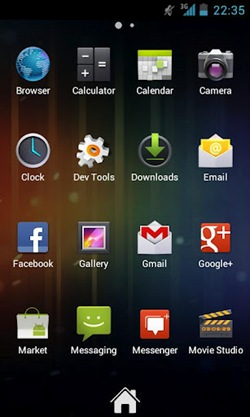Zeam Launcher for android2