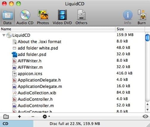 liquidcd for mac