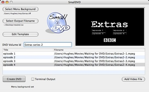 smalldvd for mac
