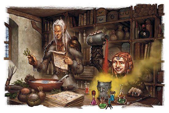 7 Weird D&D Magic Items