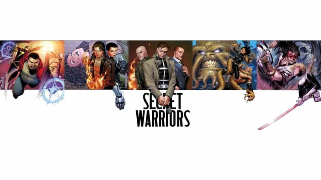 review secret warriors by marvel comics