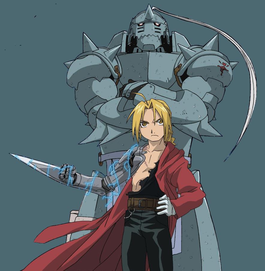Fullmetal Alchemist Brotherhood Mother