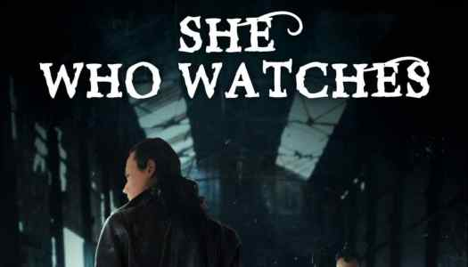 Nerd Alert: She Who Watches