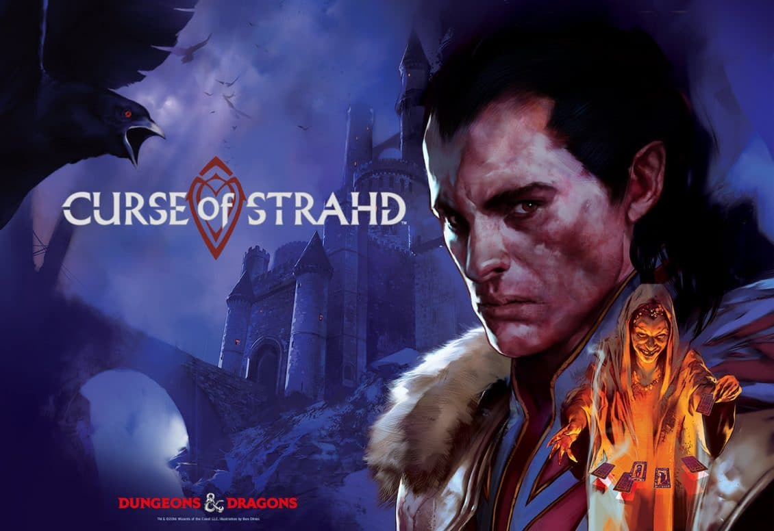 How a Curse of Strahd adventure took an unexpected turn