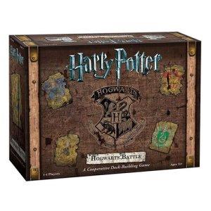 harry potter deck builder hogwarts battle