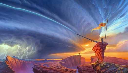 A Review of The Way of Kings, the First of the Stormlight Archive  by Brandon Sanderson