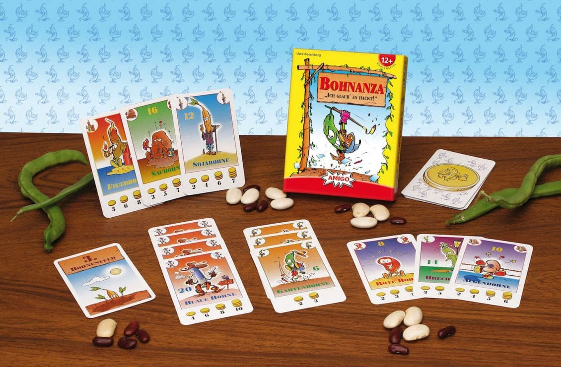 Who Knew German Beans Were So Fun: A Review of Bohnanza - Nerds on Earth image