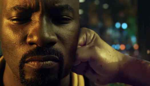 Hall Fights: Luke Cage