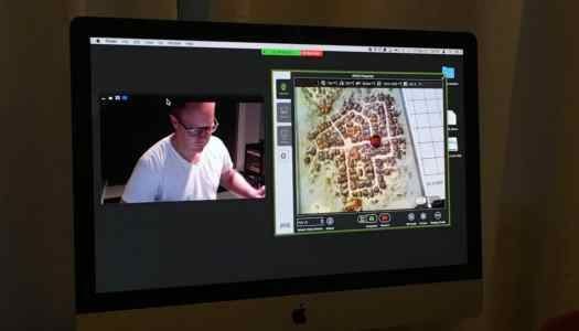 Long Distance D&D: Tabletop Gaming with Remote Friends