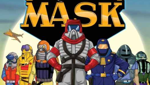 Nerd Nostalgia: Looking Back at MASK, the great 80s Cartoon and Toy Line
