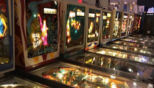 Going Full Tilt: Rediscovering Pinball