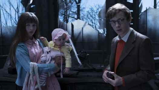Surprised by Lemony Snicket's A Series of Unfortunate Events