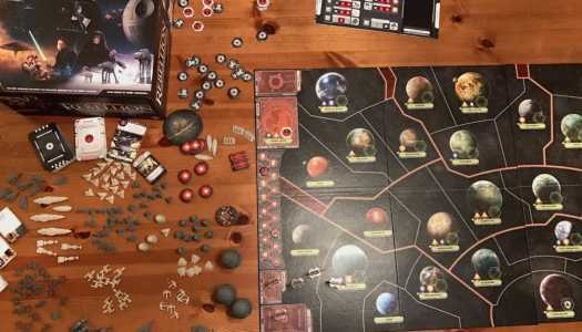 Review of Star Wars Rebellion: Star Wars in a Big Cardboard Box