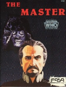 doctor who roleplaying game master supplement