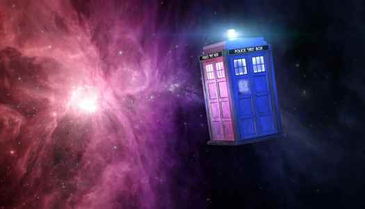 Roleplaying in the Universe of Doctor Who