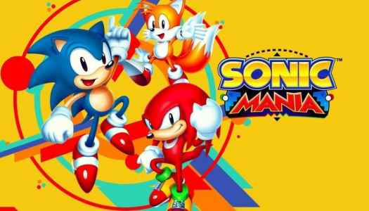 Sonic Mania is the Newest Title in the Sonic Family