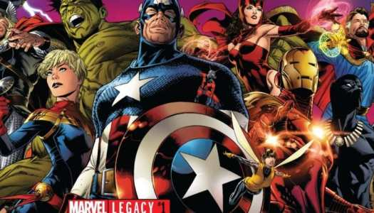 A Video Introduction to Marvel Legacy #1
