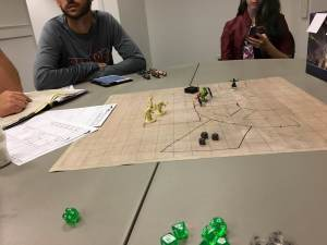 There is nothing more imaginative than D&D.