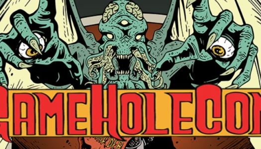 Gamehole Con: A Convention Focused on Gaming