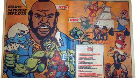 A Brief Eulogy for the Toy Ads in Comic Books