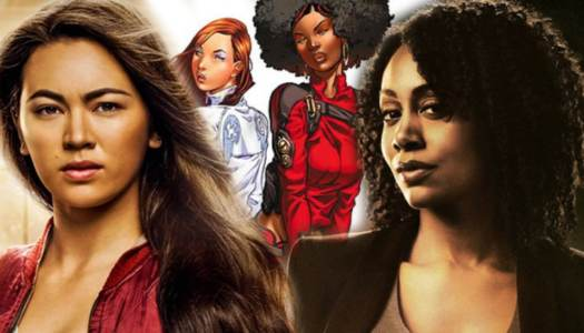 Marvel did not make a Misty Knight & Colleen Wing team-up show  while I was on vacation
